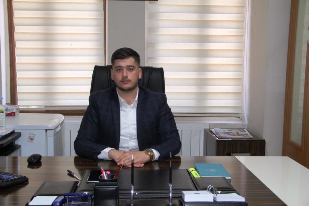 En genç meclis üyesi belediye başkan yardımcılığı görevine getirildi