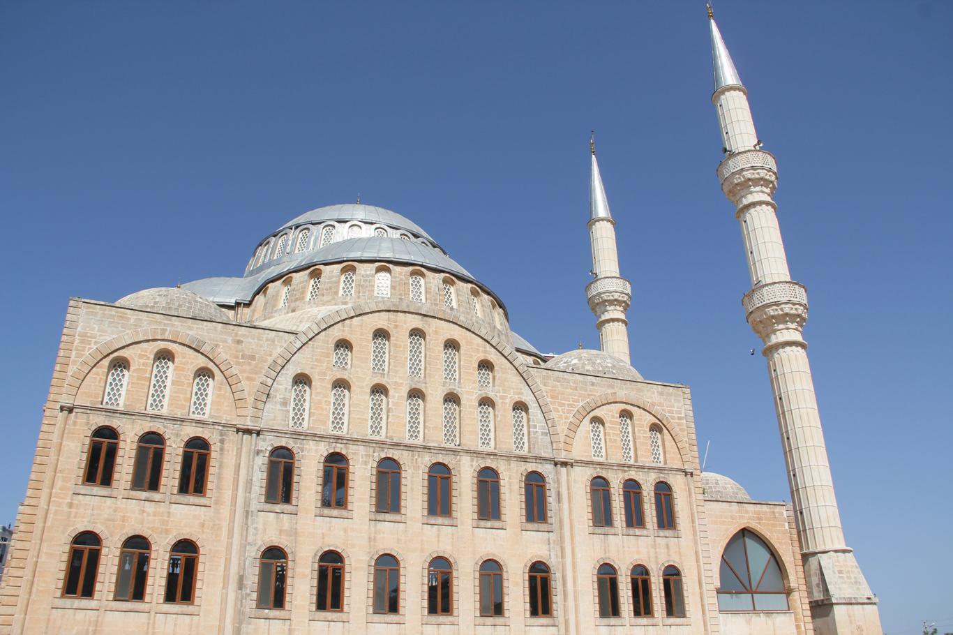 Mardin genelinde Cuma Namazı kılınacak camiler belli oldu