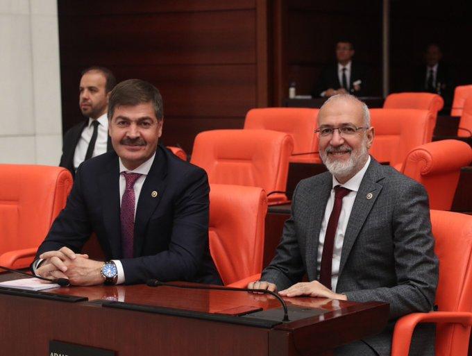 Milletvekili Dinçel'e ikinci dönem için de üst düzey görev verildi