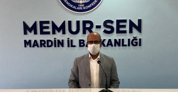 Mardin'de Covid-19 vaka sayısı zirve yaptı