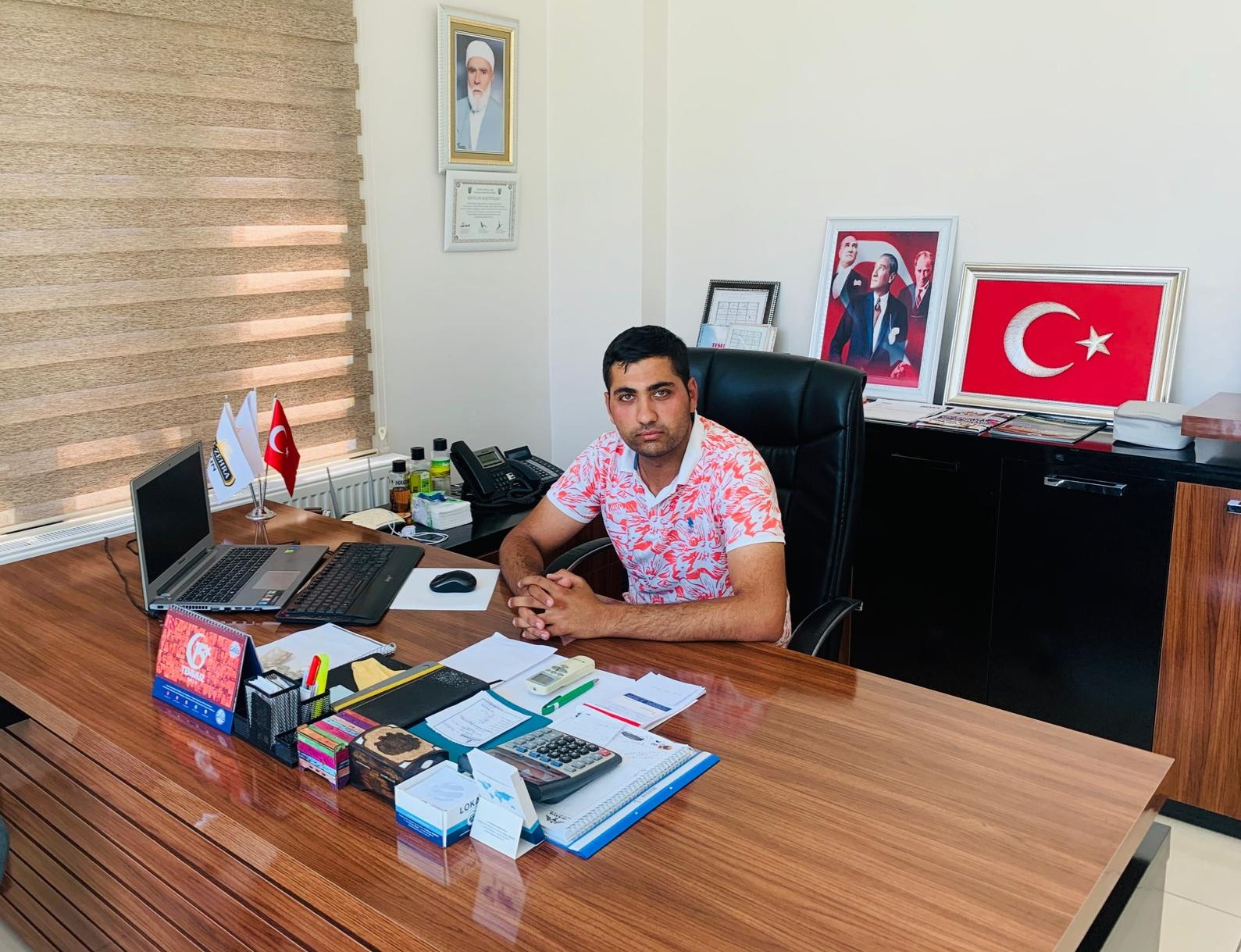 Polis Olay Yeri Gazetesinin Mardin temsilciğine Karaboğa getirildi