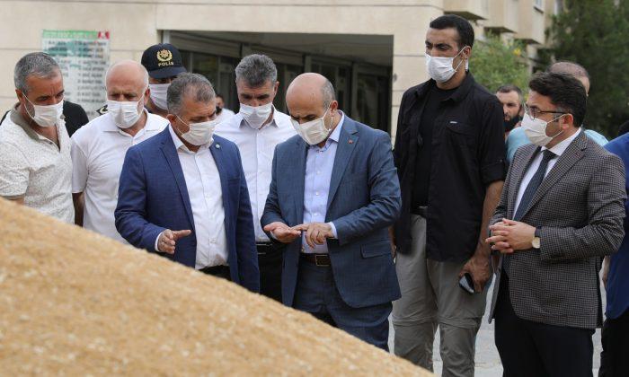 Mardin Valisi Demirtaş, Kızıltepe'de incelemelerde bulundu - Kızıltepe  Gazetesi