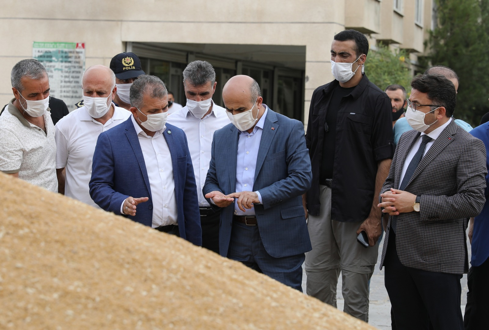 Mardin Valisi Demirtaş, Kızıltepe'de incelemelerde bulundu
