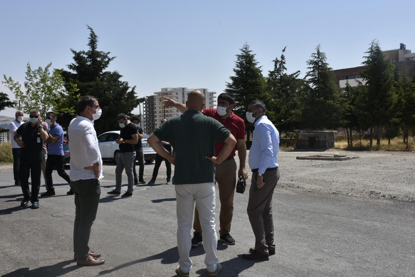 Mardin'e 300 yataklı ek hastane geliyor