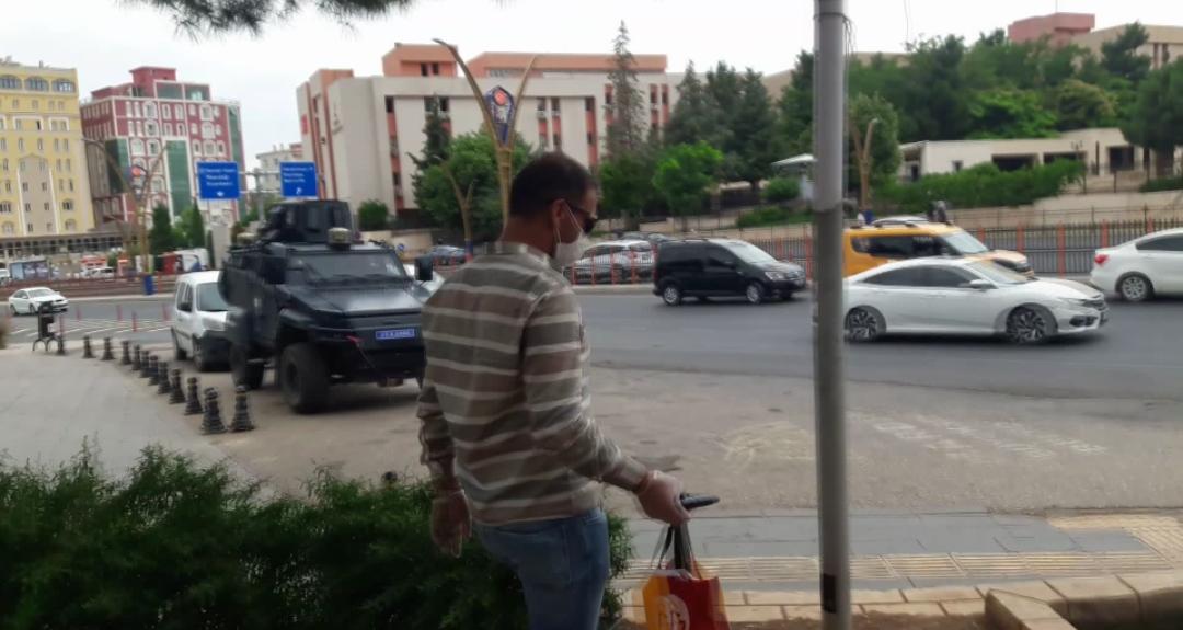 Mardin'de insanlık ölmemiş dedirten davranış