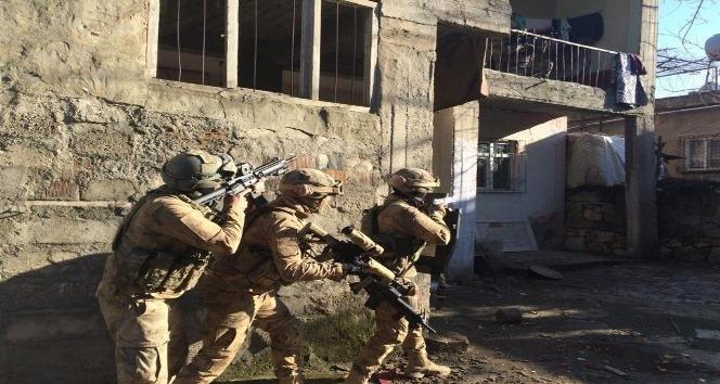 Mardin'de terör operasyonunda 5 şüpheli yakalandı