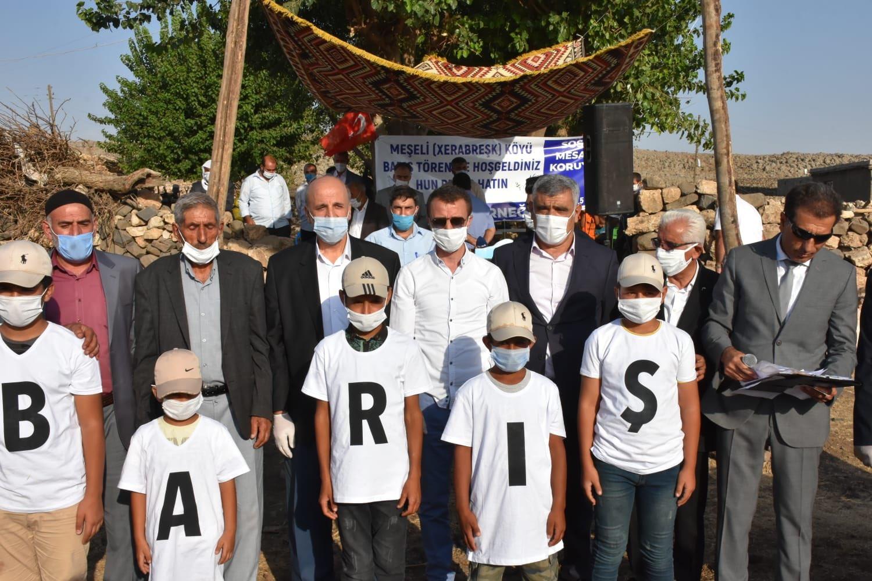Mardin'de 5 kişinin ölümü ile sonuçlanan 25 yıllık kan davası barışla sonuçlandı