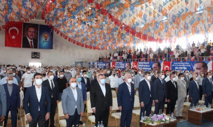 AK Parti Kızıltepe Başkanlığı 7. Kongresi yapıldı