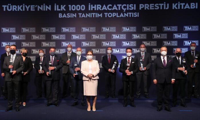 Mardin'den 5 Firma Türkiye'nin İlk 1000 İhracatçısı Listesinde