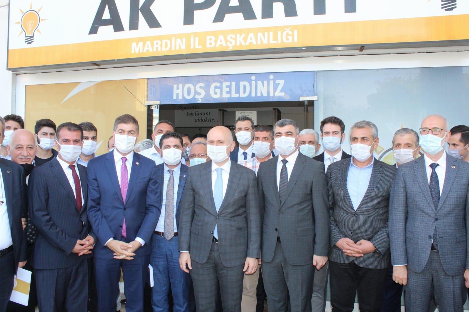 Başkan Kılıç, Ulaştırma Bakanı taleplerimizi olumlu karşıladı