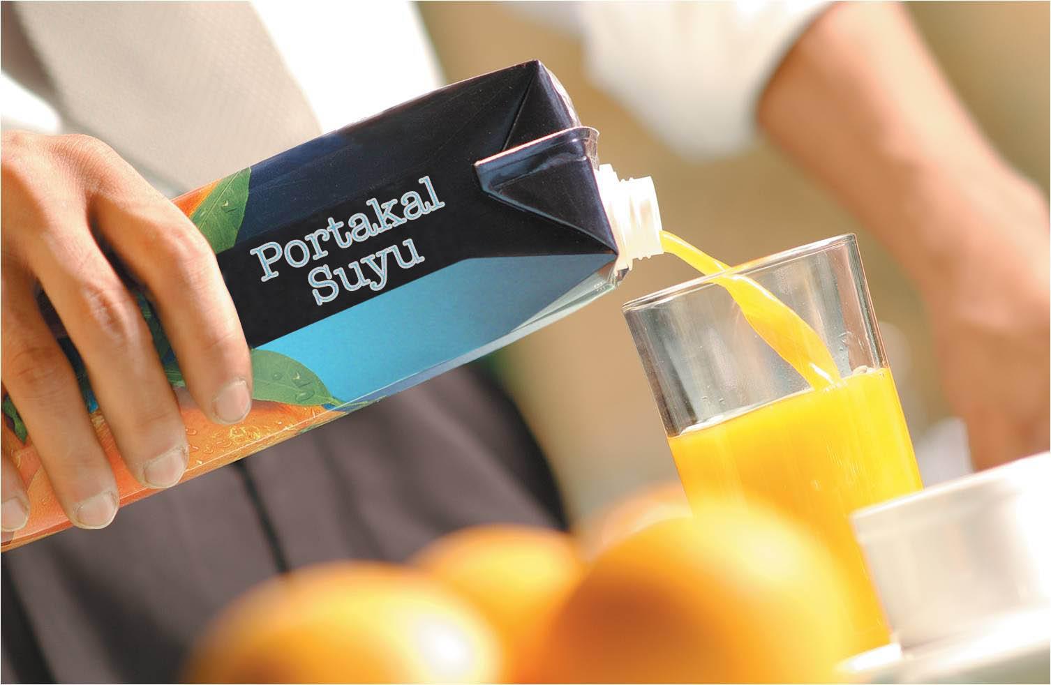 Hastalıklardan korunmak için portakal suyu tüketin