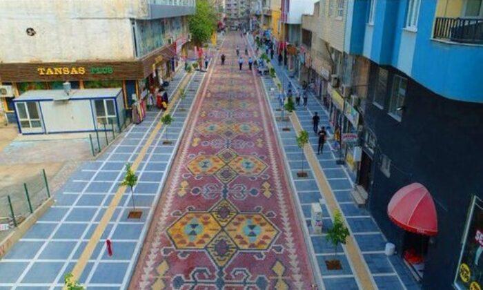 Bakan Soylu'dan Kızıltepe'deki yol çalışmasına övgü