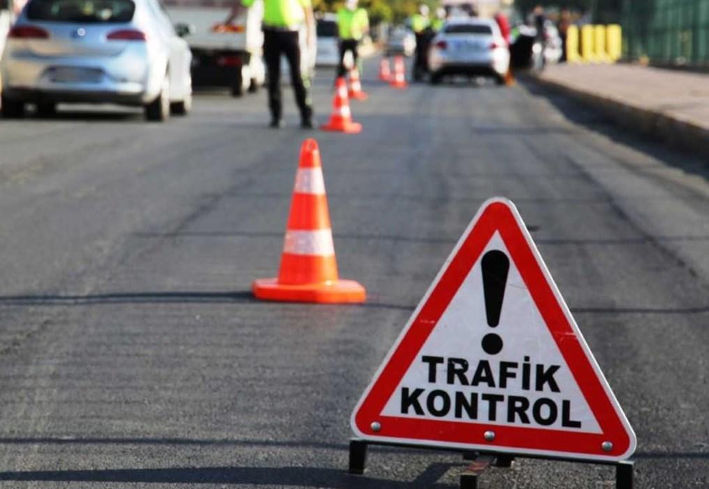 Kızıltepe dronlu trafik denetiminde 43 sürücüye para cezası