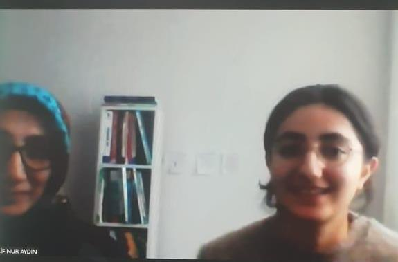 Elif Nur, yetenek yarışmasında Türkiye birincisi oldu