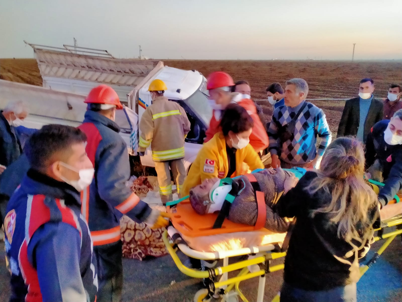 """Kızıltepe Kaymakamlığı: """"32 vatandaşımız yaralandı"""""""