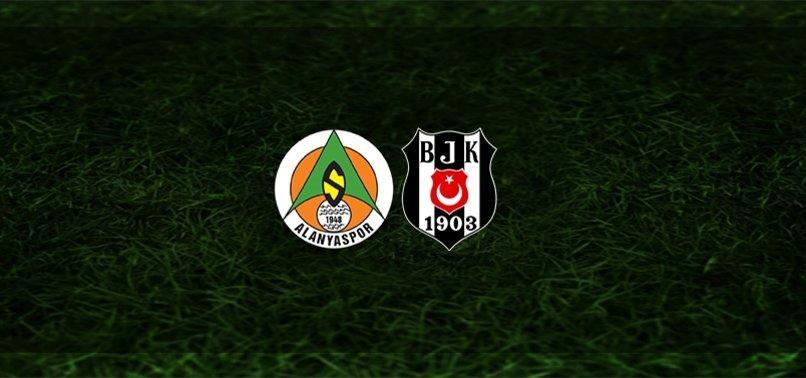 Alanyaspor – Beşiktaş maçı ne zaman, saat kaçta ve hangi kanalda? | Süper Lig