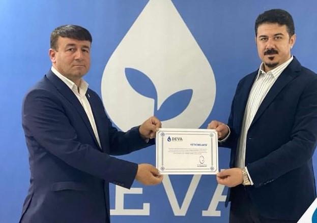 DEVA Partisi Mardin'de teşkilatlanma çalışmalarını sürdürüyor