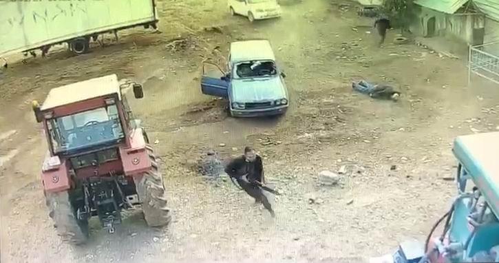 Kızıltepe'de üvey kardeşlerin silahlı kavga olayında 13 kişi gözaltına alındı