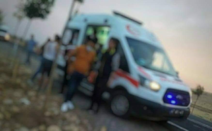 Kızıltepe'de çıkan silahlı kavgada tandırda ekmek yapan kadın kurşunun hedefi oldu