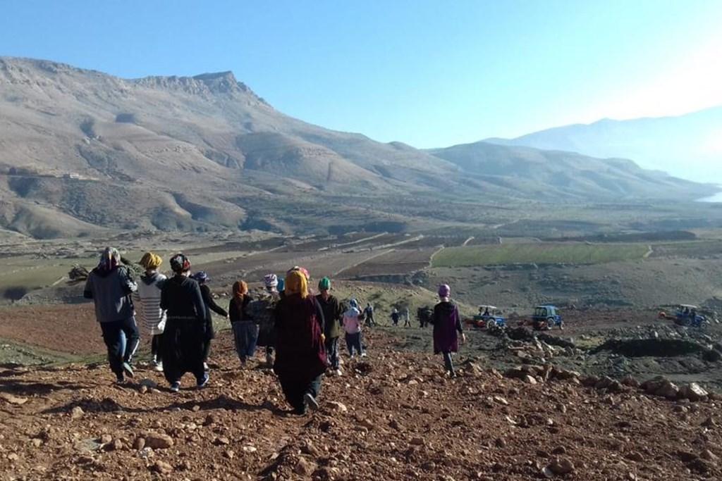 """""""Bir Dünya Üreten Kadın Projesi"""" Mardin'de Kadın İstihdamını Artırıyor"""