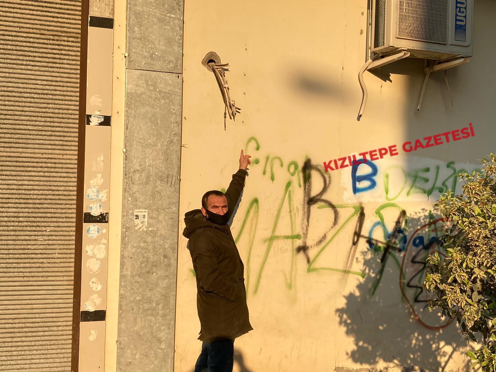 Kızıltepe'de hırsızlar klimalara dadandı