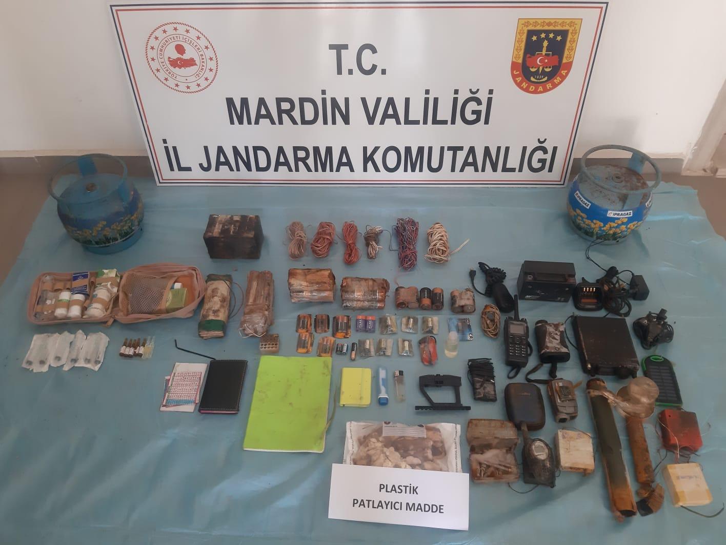 Mardin'de PKK operasyonu: 22 kişi gözaltı