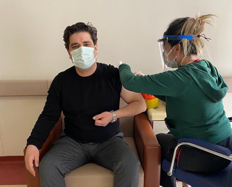 Mardin'de 6 bin 465 kişiye aşı uygulandı