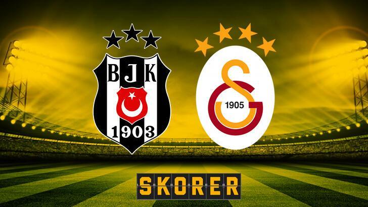 Beşiktaş Galatasaray CANLI İZLE, Beşiktaş Galatasaray Maçını Canlı İzle