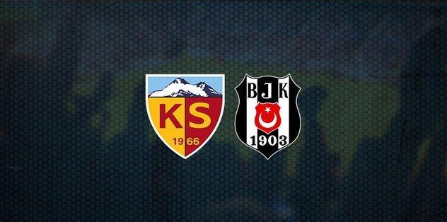 Beşiktaş  Kayserispor Canlı İzle, Beşiktaş  Kayserispor Maçını Canlı İzle, BJK  Kayserispor Canlı İzle,
