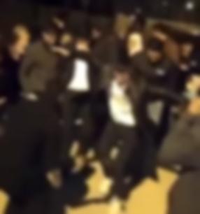 Cinsel istismar iddiasından tahliye edilen kişi davul zurnayla karşılandı