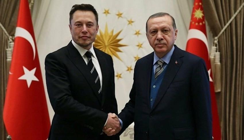 Cumhurbaşkanı Erdoğan, Elon Musk ile ne görüştü?
