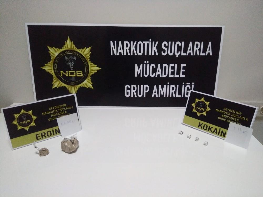 Konya polisinden uyuşturucu satıcılarına operasyon: 36 gözaltı