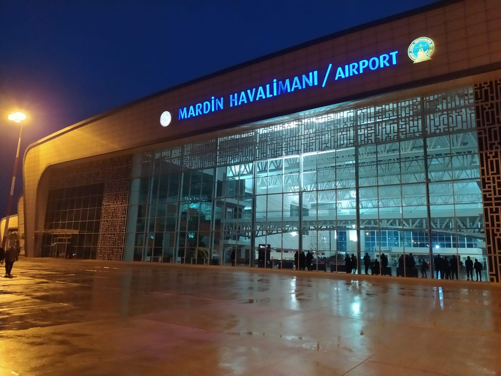 Mardin Havalimanında aranan 299 şüpheli yakalandı