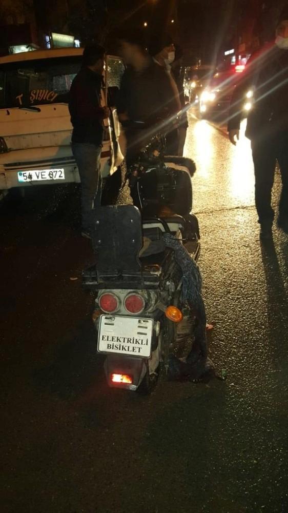 Recep Tayyip Erdoğan bulvarında meydana geldi. Kahramanmaraş'ta trafik kazası: 1 ölü