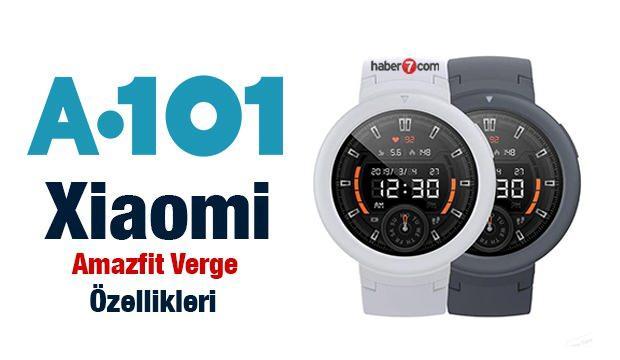 Xiaomi Amazfit Verge Akıllı Saat Nasıl? Xiaomi Amazfit Verge Akıllı Saat fiyatı ve özellikleri