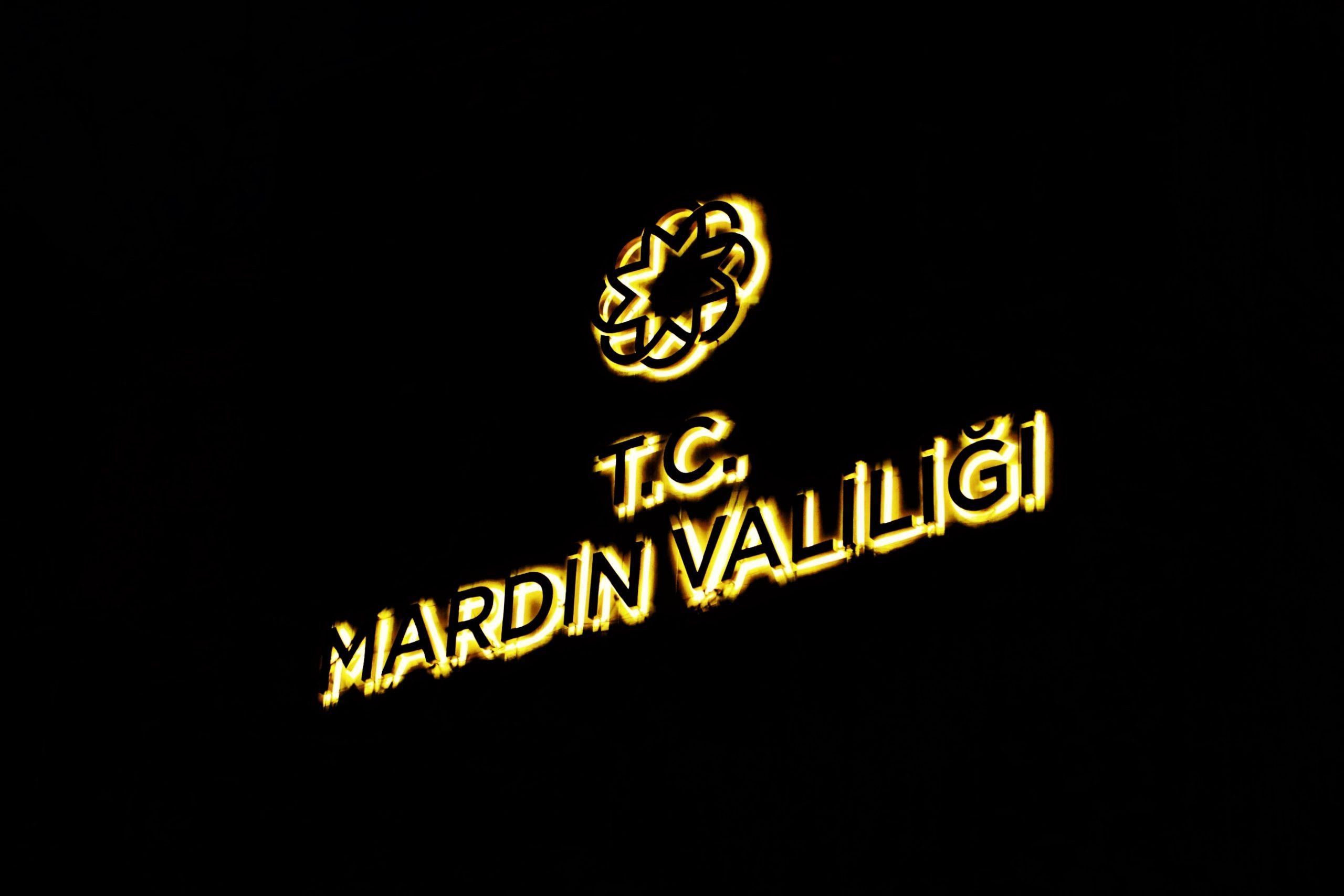 Mardin Valiliği alınan yeni koronavirüs tedbirini duyurdu