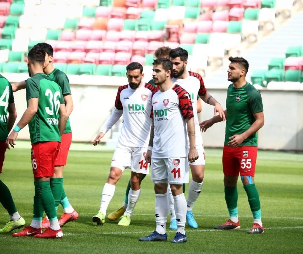 3. Lig: Diyarbekirspor: 1 – Nevşehir Belediyespor: 0