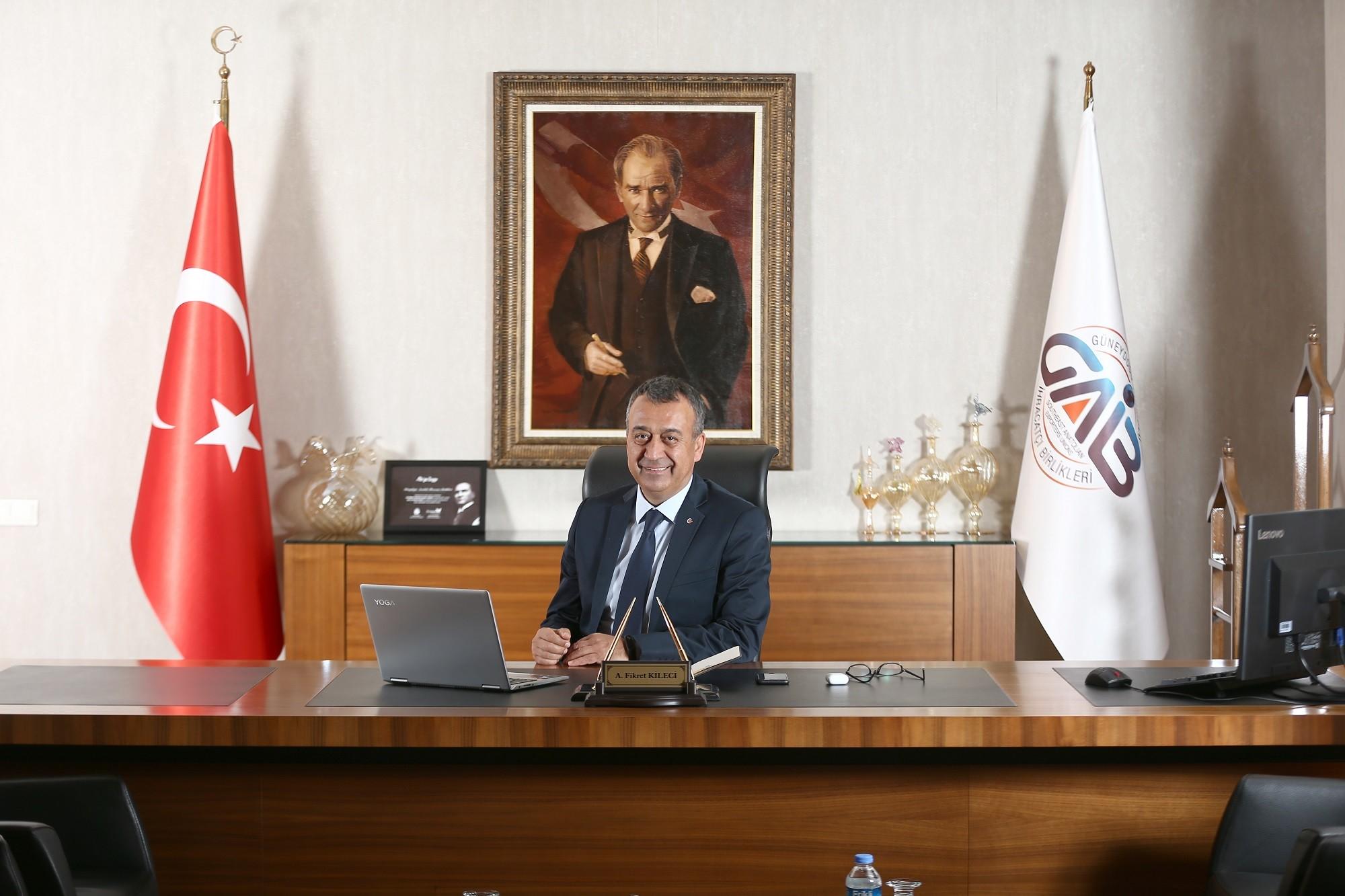 Mardin'de 73,5 milyon dolar ihracat gerçekleşti