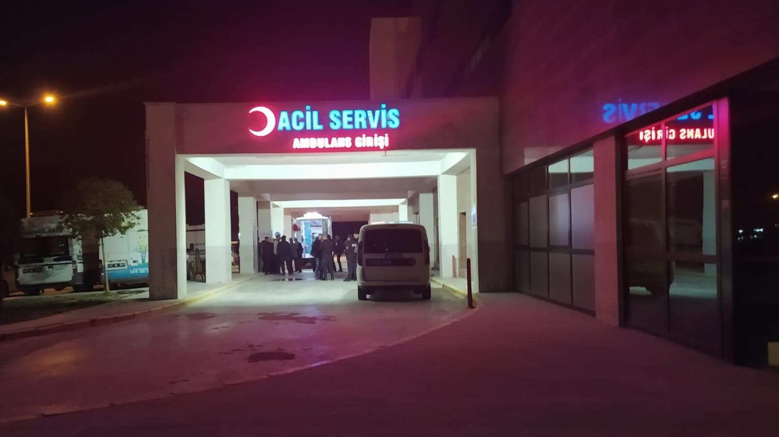 Mardin'de kömür sobası bomba gibi patladı: 3 yaralı