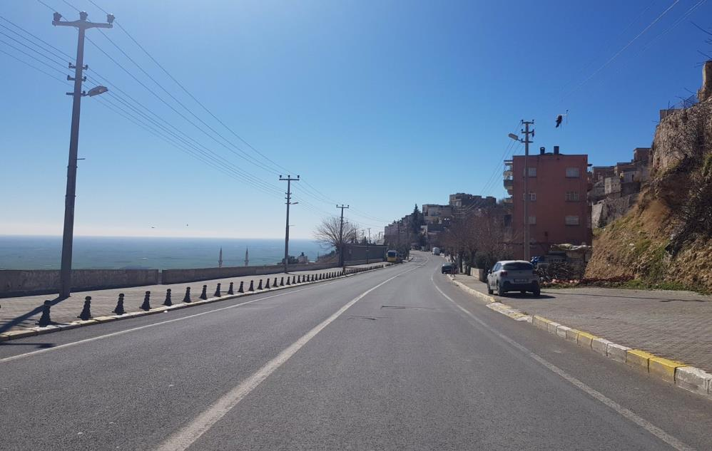 Mardin'de sokağa çıkma kısıtlamasında sessizlik hakim