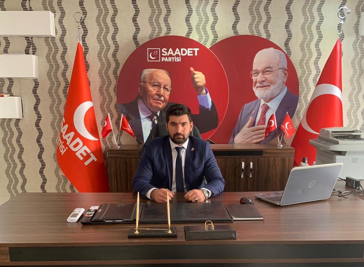 """İlçe Başkanı İlhan'dan """"SP – AK Parti"""" ittifakı açıklaması"""