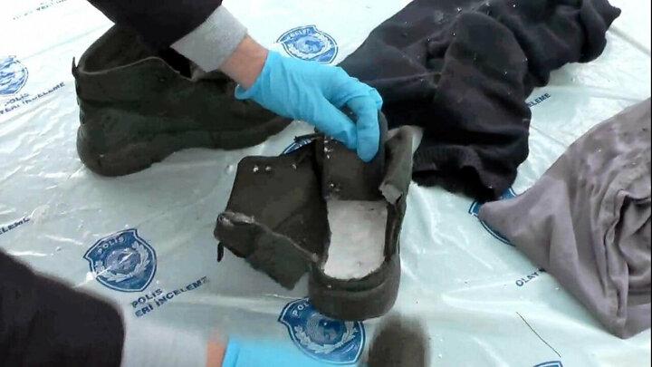 Kızıltepe'de ayakkabısının tabanına patlayıcı gizleyen Suriyeli terörist tutuklandı