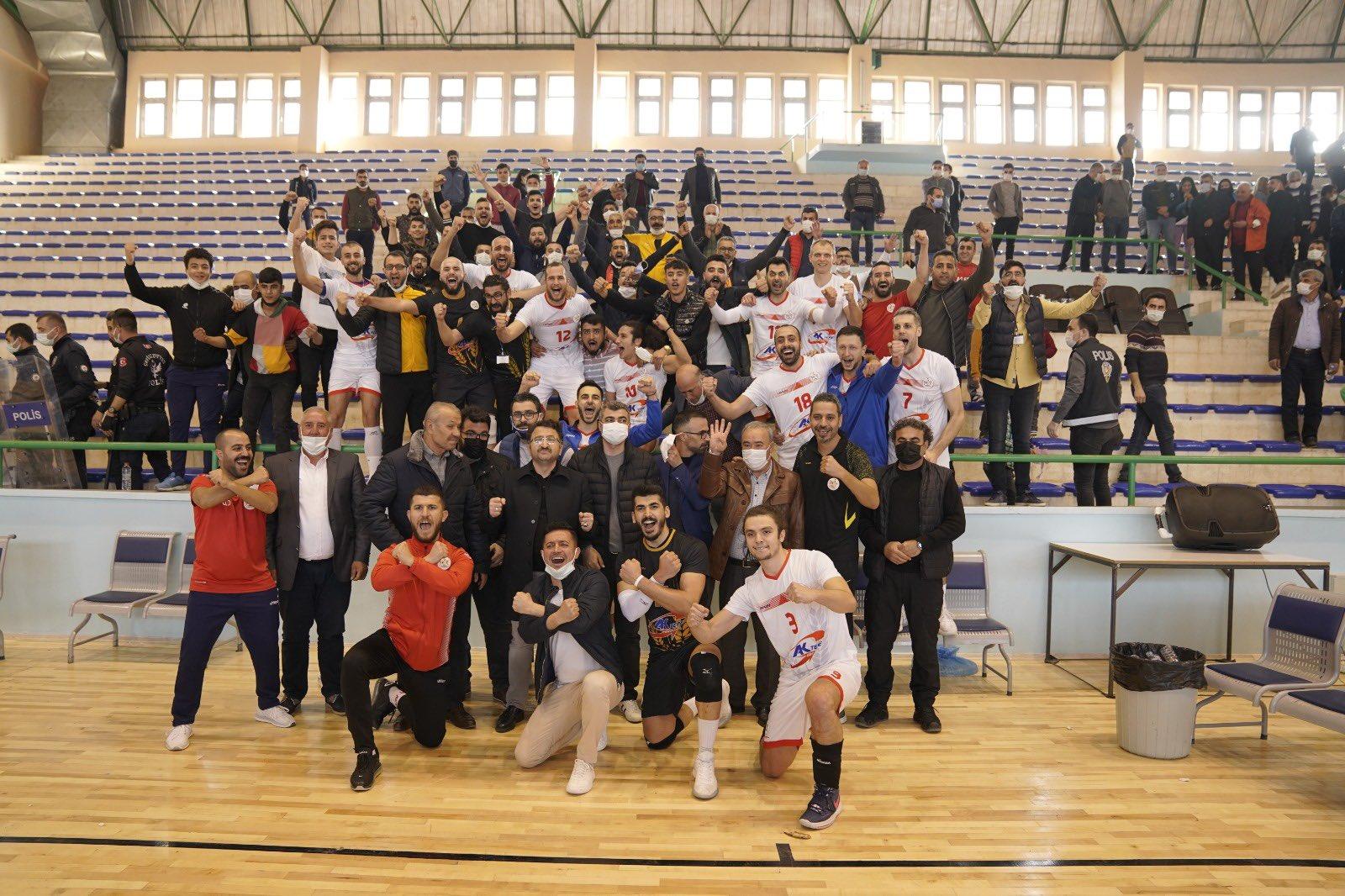 Yeni Kızıltepe Spor rahat kazandı