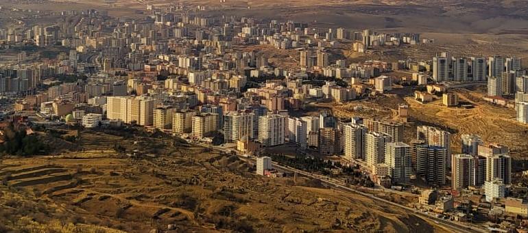 Mardin'de konut satışları düştü
