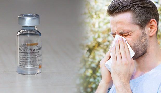 Alerjisi olanlar dikkat! Koronavirüs aşısı olmadan önce dikkat etmeniz gerekenler…