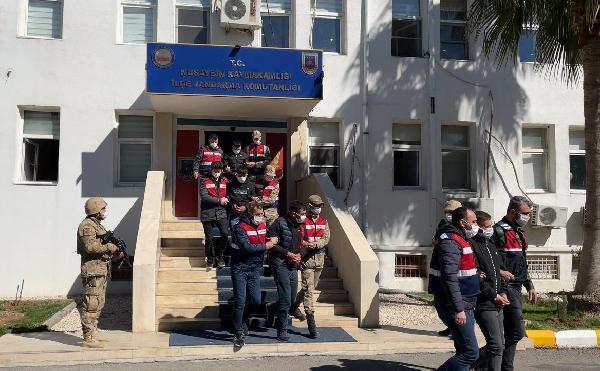 Mardin'de uyuşturucu operasyonu: 8 gözaltı