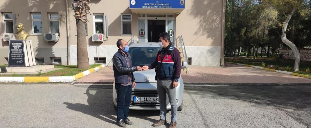 Kızıltepe'de oto hırsızları 67 kamera incelenerek yakalandı