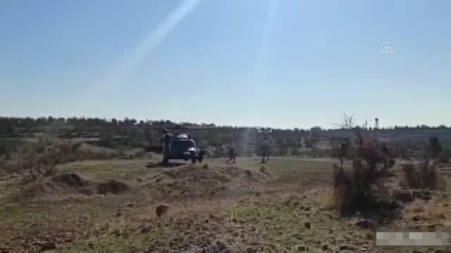 Mardin'deki 'Eren-5 Operasyonu'nda 12 depo imha edildi