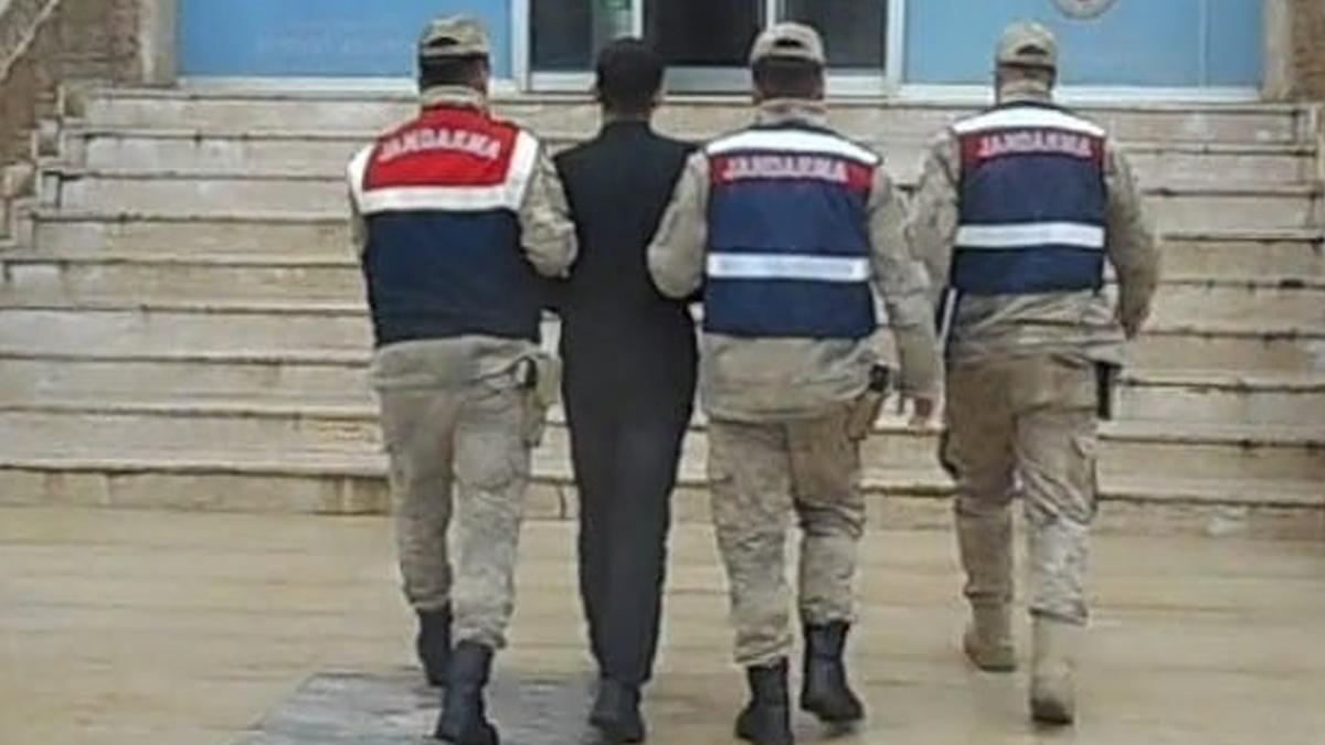 Mardin'de firari zanlı operasyonla yakalandı