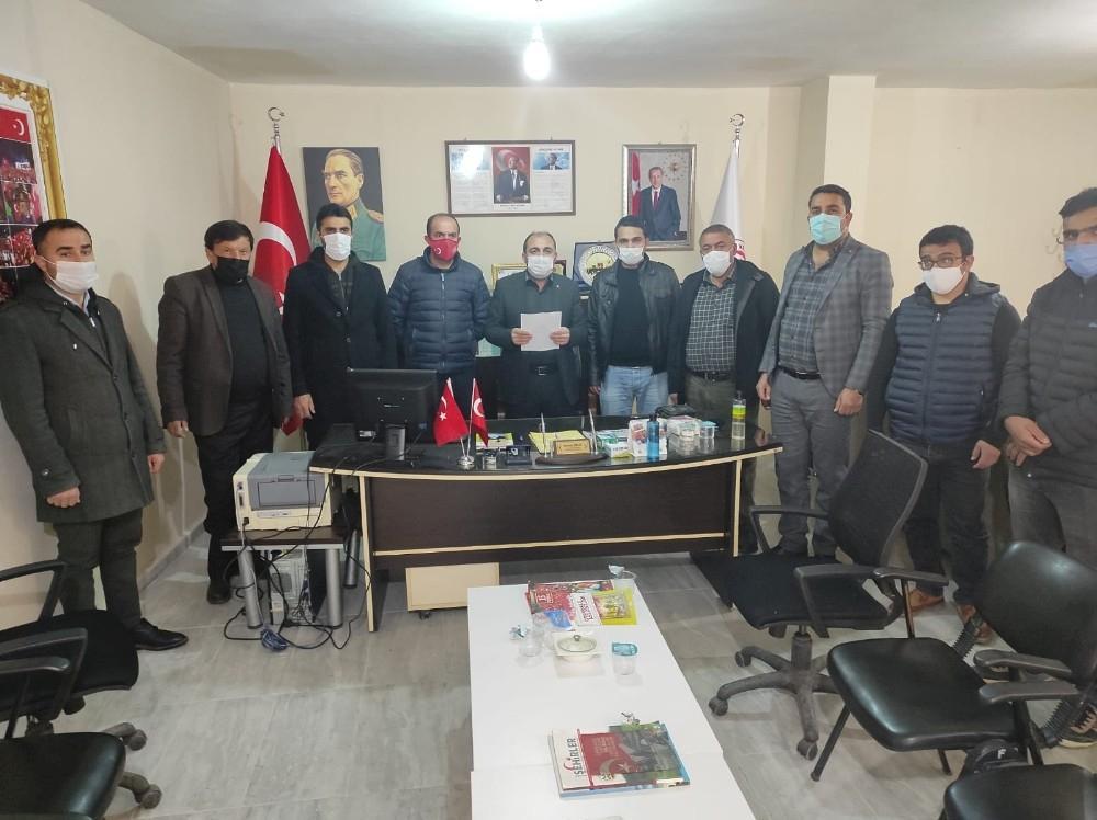 Şehit yakınlarından CHP'li Sezgin Tanrıkulu'na tepki